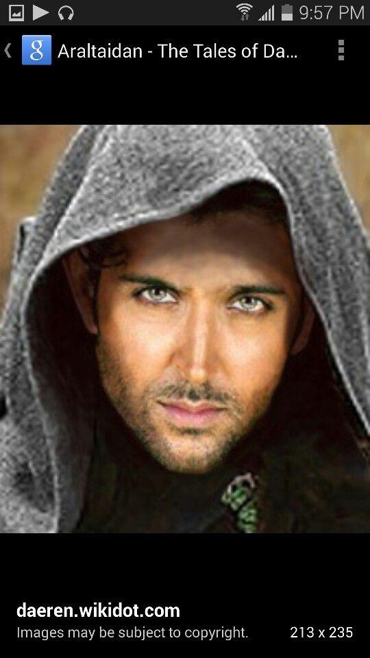 Love hrithik roshan's eyes