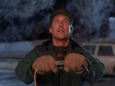 """Chevy Chase as Clark Griswold 