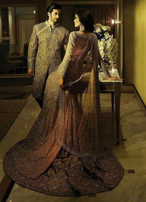 Fashion Photography by Pakistan's makeup artist & Photographer, Ather Shahzad for Faraz Mannan's Bridal shoot