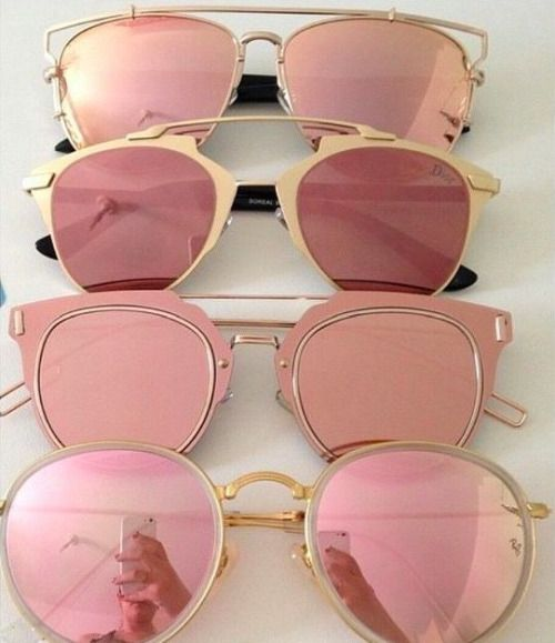 Pick your Pink Sunnies!