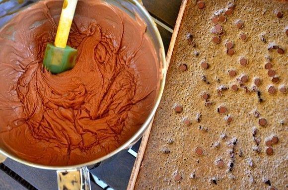 Double Chocolate Texas Sheet Cake Recipe | Texas Sheet Cakes, Sheet ...