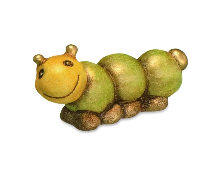 Poldi, caterpillar