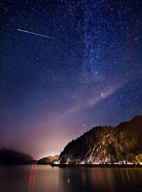 Perseid Meteor Shower   Flickr - Photo Sharing!