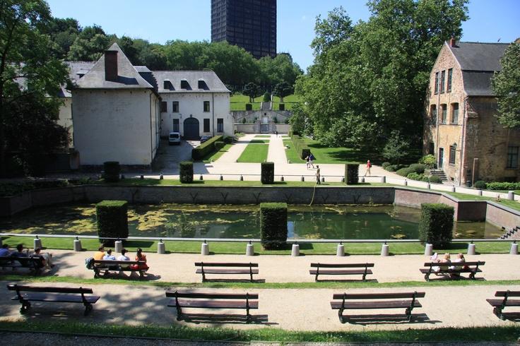 Abbaye de la Cambre : LOVE THIS PLACE