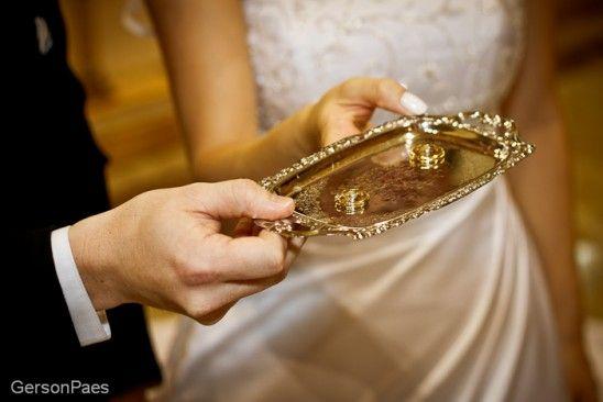 porta aliança para casamento bandeja prata - Pesquisa Google