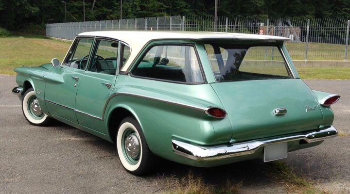 1960 Valiant V200 Suburban