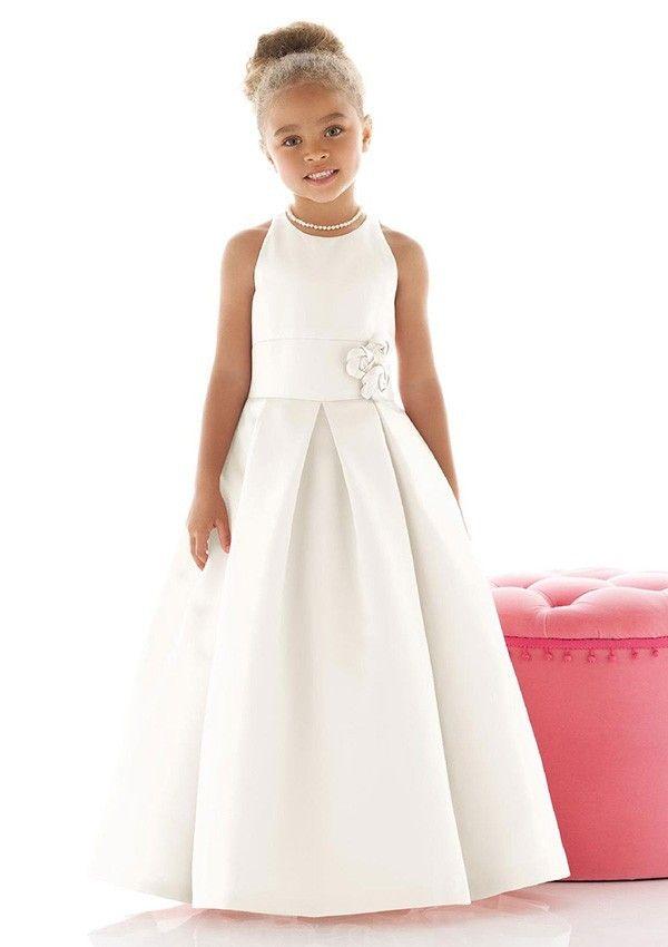 White flower girl dresses ireland