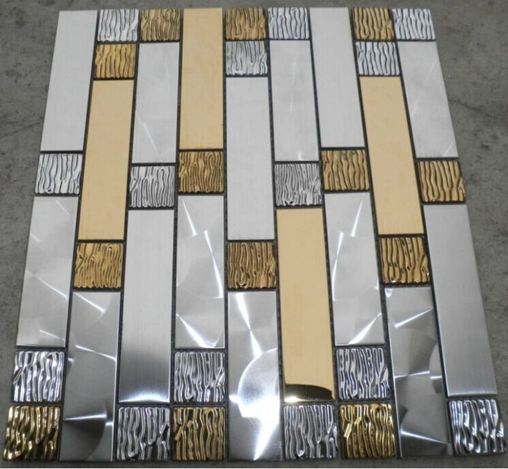 Web Image Gallery A Huge Selection of Metal Mosaic Stainless Steel Tile From My Building Shop interior wall tile kitchen wall tile kitchen wall tiles backsplash
