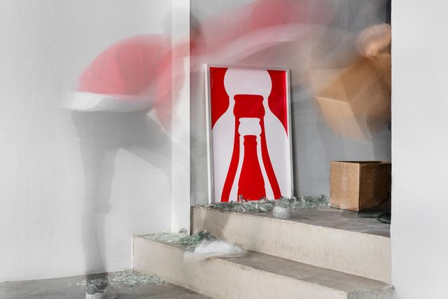 Lundgren+Lindqvist: Coca-Cola Metamorphosis Poster