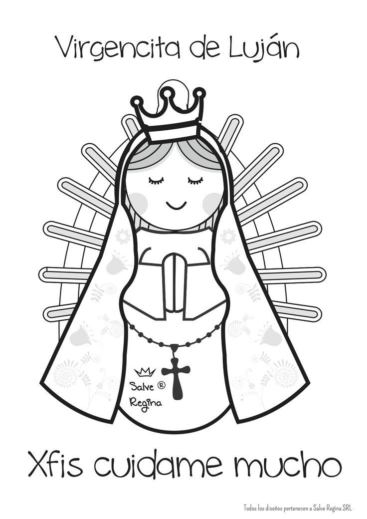Virgen de Luján.