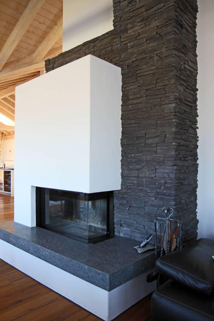 118 best kamin images on pinterest fire places living room and corner fireplaces. Black Bedroom Furniture Sets. Home Design Ideas