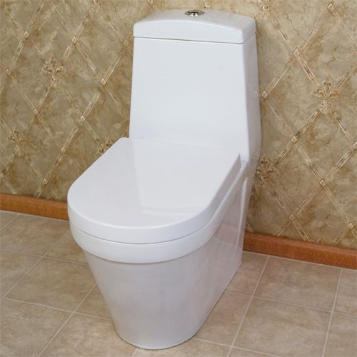 Smooth Sides Dual Flush Must Have Bathroom
