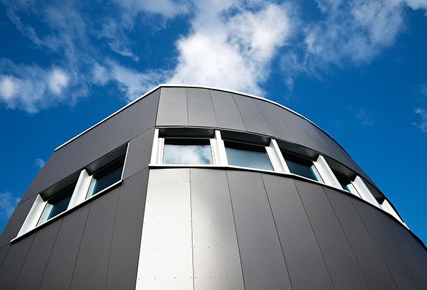 PVDF Aluminium Composite Panel