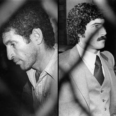 "Angelo Buono Jr. and Kenneth ""Kenny"" Alessio Bianchi, collectively known as ""The Hillside Strangler(s)"", were a pair of serial killers responsible for the murders of at least 12 women."