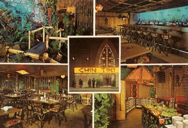 Google Image Result for http://www.waterwinterwonderland.com/images/restaurants/large/chin_tiki_detroit_from_jon_milan.jpg    The once great tiki restaurant in Detroit. Chin's in Livonia is owned by the same family. A small restaurant compared to Chin Tiki but has some of the furniture and decor from CT. Watch for the Motorcity Tiki events held at Chin's like the Christmas event.