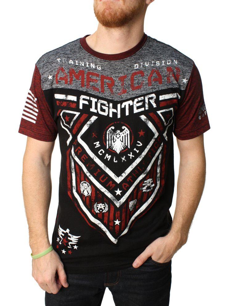 American Fighter Men's Hunter Graphic T-Shirt