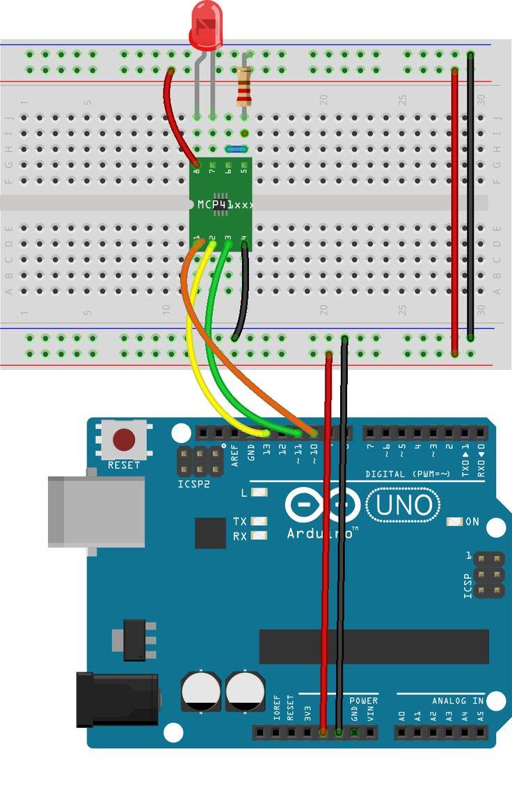 46 Best Radioamatori Images On Pinterest Electronics Projects How To Build A Digital Potentiometer Circuit Using Mcp4131 Potenziometri Digitali Diventa Un Mago In 10 Minuti Frankenstein Garage