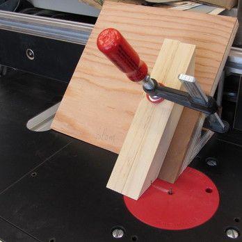 Spline Miter Jig Woodworking Plan by Sawtooth Ideas