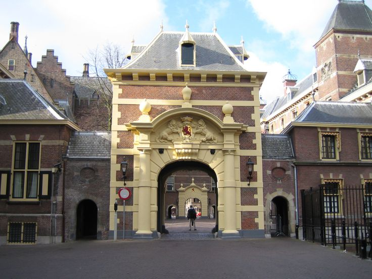 binnenhof beutenhof, Den Haag