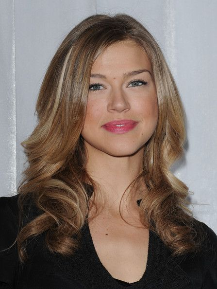 Charming Adrianne Palicki ...  Voguish mode...   She graduated from Whitmer High School in Toledo in 2001.