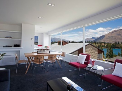 Casa Apartment, Luxury House in Queenstown & Lakes, New Zealand