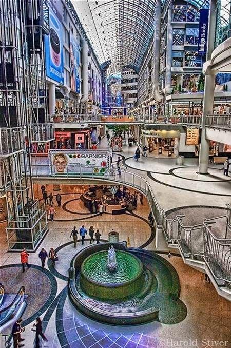 Toronto Underground Mall Bing Images Toronto Most
