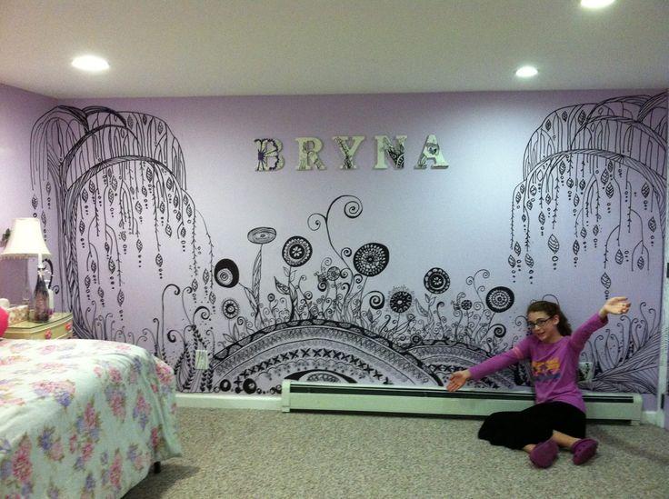 Art Walls top 25+ best sharpie wall ideas on pinterest | wall paintings
