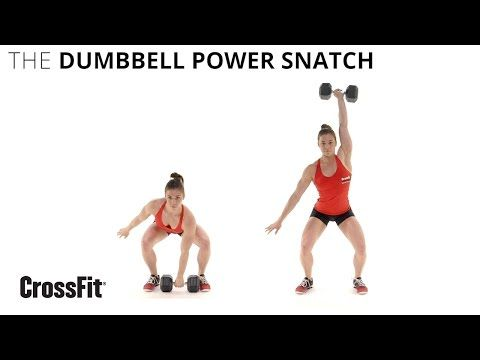 6 Dumbbell Exercises You Must Practice before The CrossFit Open Starts   BOXROX