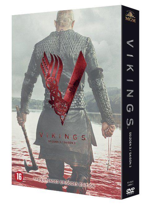 Vikings - Saison 3 [Import belge]