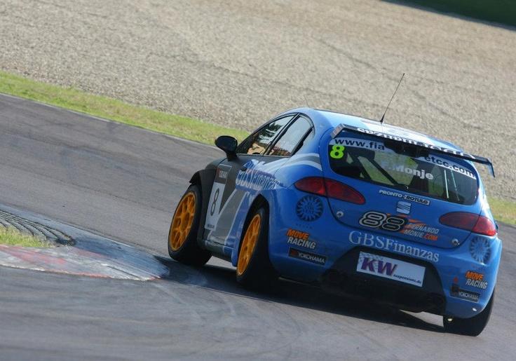 Fernando Monje. (SEAT León TDI)