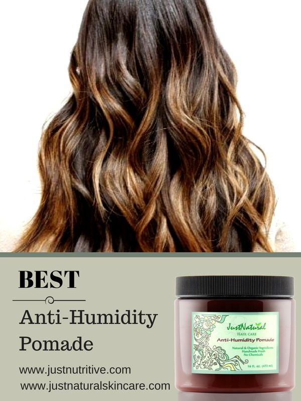 Keeping humidity out is a challenge and this pomade helps prevent frizz with Mango, Shea and Illipe butters that lightly penetrate hair to lock humidity out.