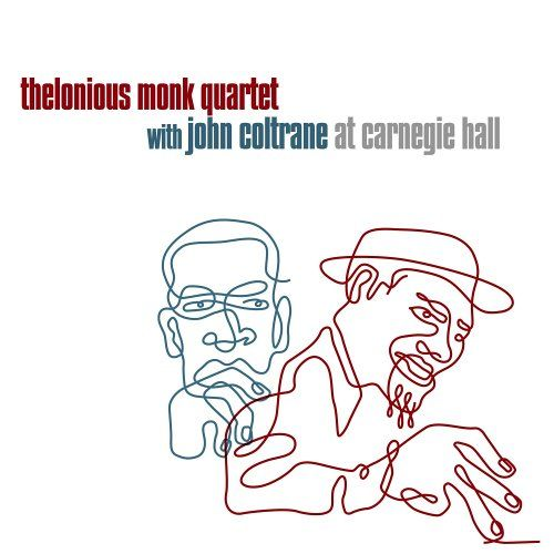 Thelonius Monk Quartet with John Coltrane at Carnegie Hall. Hands down my favorite jazz album...I can listen to this ANYTIME