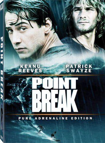 Point Break / HU DVD 6765 / http://catalog.wrlc.org/cgi-bin/Pwebrecon.cgi?BBID=7830983
