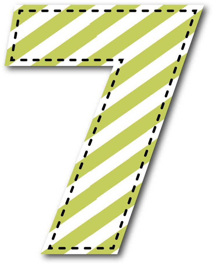7 NÚMERO