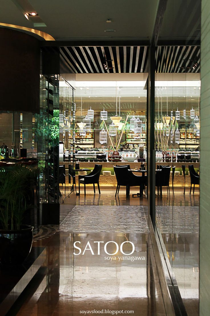 SATOO  http://soyavsfood.blogspot.com/2013/10/satoo-shangri-la-hotel-jakarta.html