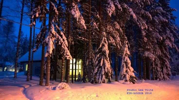 Studio Lea Viita at Luusua Village by Arctic Circle