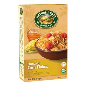 Honey'd® Corn Flakes | Nature's Path: