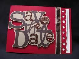 stampin up wedding invitations ideas - Google Search