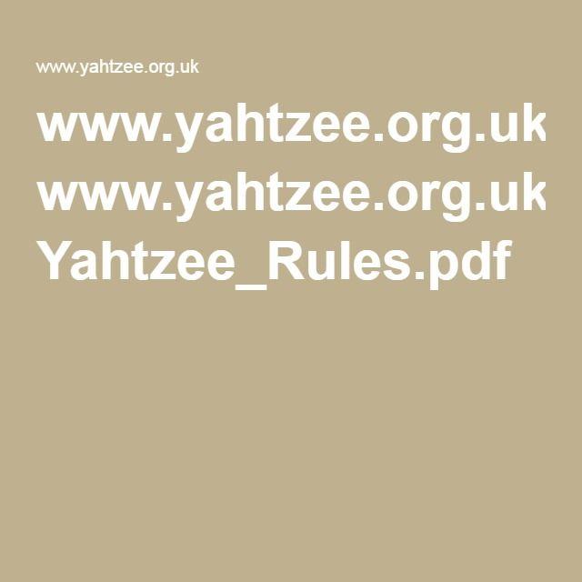 www.yahtzee.org.uk Yahtzee_Rules.pdf