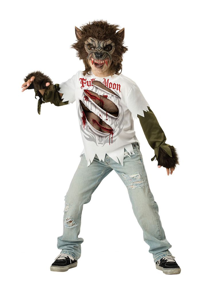 Cheap prices on Werewolf Costumes for boys and same day shipping on our 100% secure website. Huge Selection!