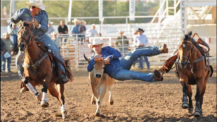 Rodeochat Interview Prca Steer Wrestler Kyle Irwin