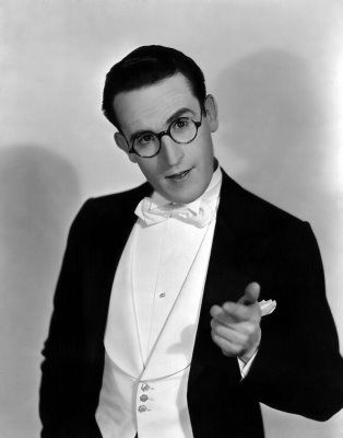 Harold Lloyd - My favorite silent film actor.