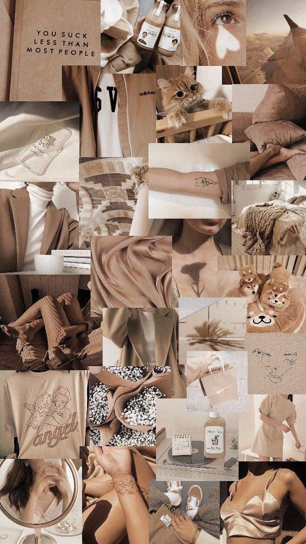 brown wallpapers wallpaperbackgrounds in 2020 Pastel