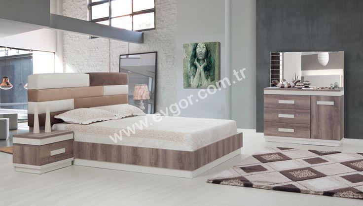 evgor.com.tr Yatak Odası > Modern Yatak Odaları > http://www.evgor.com.tr/K161,yatak-odalari.htm > Yatak Odası Dekorasyon > Efgen Modern Yatak Odası #bedroom #yatakodasi #evgor #mobilya #dekorasyon #home Yeni Moda Yatak Odası Takımları Evgör'de. Modern ve Kaliteli Yatak Odası Takımı ve Modelleri Evgör Mobilya Farkıyla Evinizde !