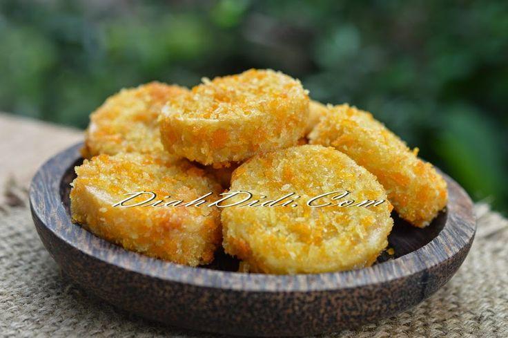 Diah Didi's Kitchen: Rollade Udang Balut Panir