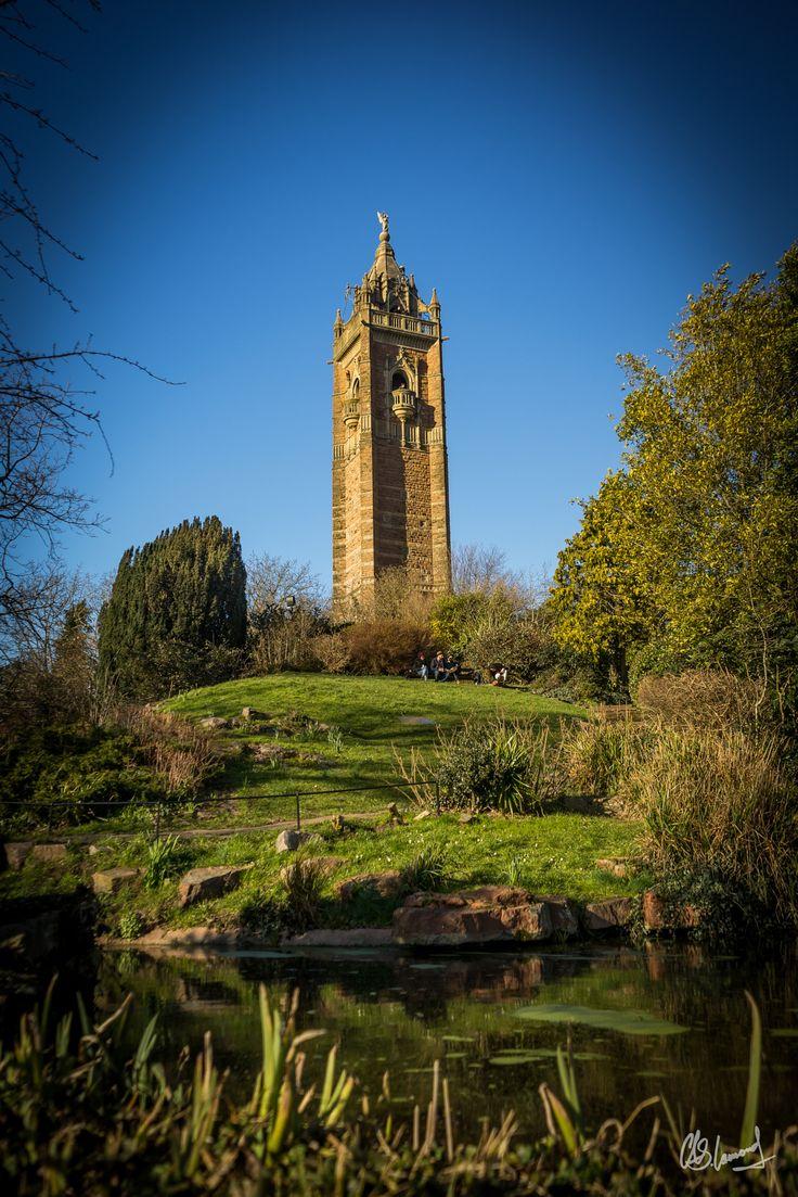 Cabot Tower, Bristol - Cabot Tower in Bristol, England.