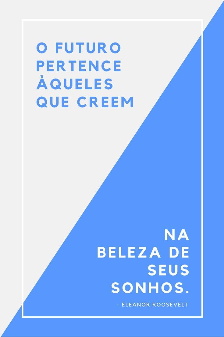 Acreditando em nossos sonhos, trabalhando por eles: frase da semana #FlaviaFerrari #DECORACASAS #FrasesdaFlavia #BomDia #BoaSemana #SegundaFeira #MensagemBoaSemana #MensagemBomDia