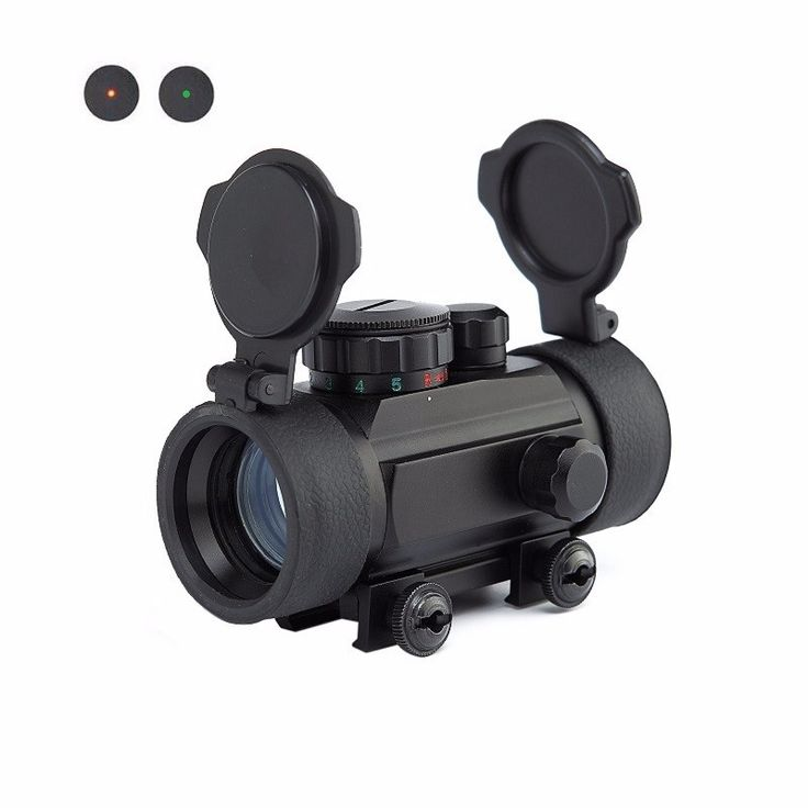 Hunting Scope Holographic Optics Red Green Dot Tactical Scope 1X30 Riflescope Sight Dovetail for 22mm Rail Mount http://riflescopescenter.com/category/nikon-riflescope-reviews/