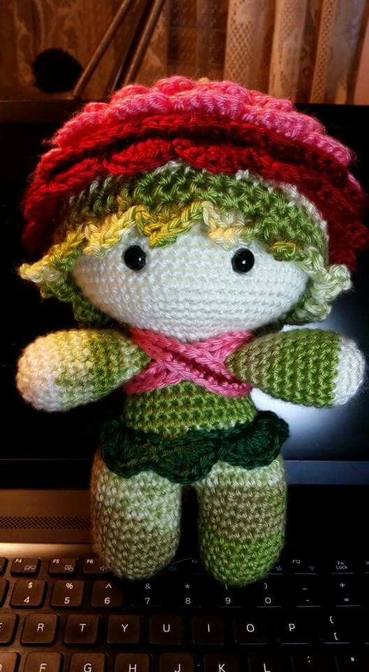 17 Best images about Crochet Big Head Baby Dolls on ...