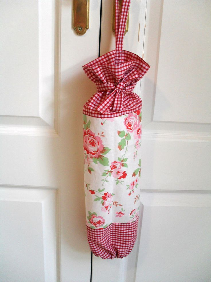 The Best Carrier Bag Holder Ideas On Pinterest Grocery Bag